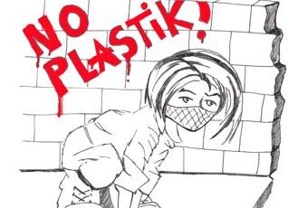No Plastic - Warrior
